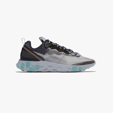 Nike React Element 87 Black, Navy & Neptune Green Image