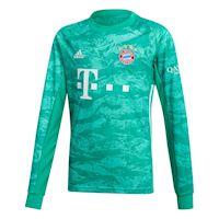 695e165cccc adidas Bayern Munich Mens LS Goalkeeper Home Shirt 2019 20