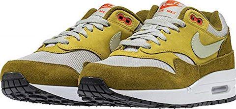 Nike Air Max 1 Premium Retro Men's Shoe - Olive Image 14