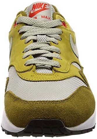 Nike Air Max 1 Premium Retro Men's Shoe - Olive Image 4