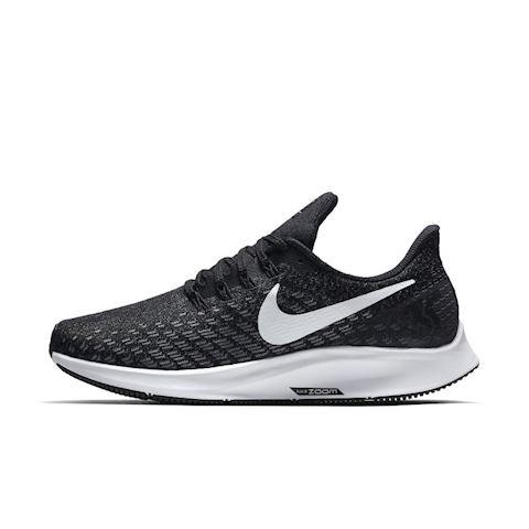 Nike Air Zoom Pegasus 35 Women's Running Shoe - Black Image