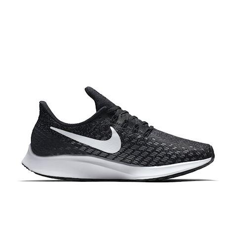 Nike Air Zoom Pegasus 35 Women's Running Shoe - Black Image 3