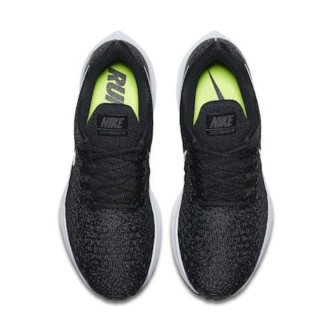 Nike Air Zoom Pegasus 35 Women's Running Shoe - Black Image 4