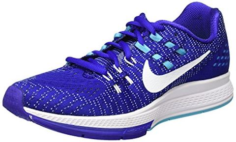 Nike Air Zoom Structure 19 Women's Running Shoe - Blue Image