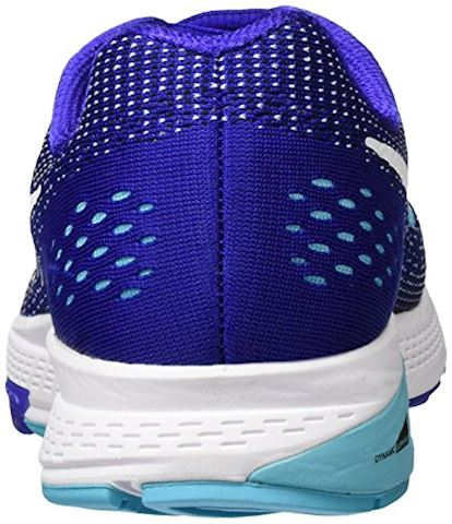 Nike Air Zoom Structure 19 Women's Running Shoe - Blue Image 2