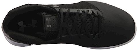 Under Armour Men's UA Jet Mid Basketball Shoes Image 8