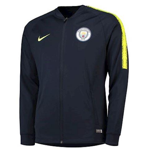 Nike Manchester City FC Dri-FIT Squad Men's Football Track Jacket - Blue Image