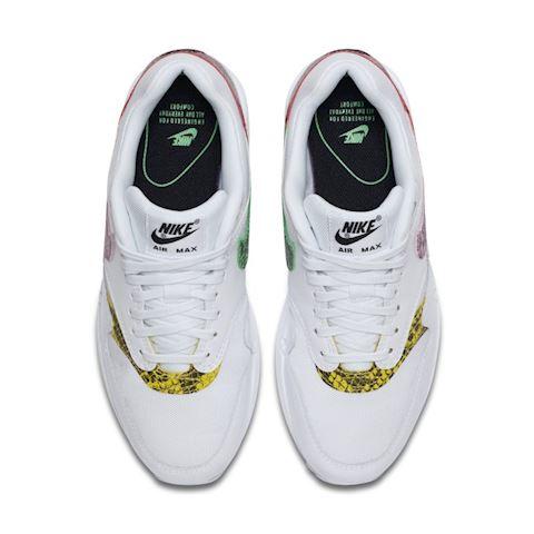 official photos 6fd6d 04036 Nike Air Max 1 Premium Animal Women s Shoe - White Image 4