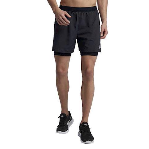 Nike Flex Stride 2-in-1 Men's 5(12.5cm approx.) Running Shorts - Black Image