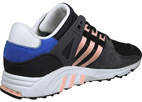 quality design 0793d 2d356 adidas EQT Support RF Womens Trainers Black/Blue