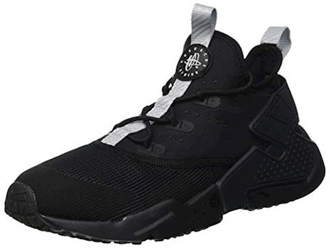 1836951140bd Nike Huarache Run Drift Older Kids  Shoe - Black