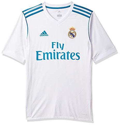 adidas Real Madrid Kids SS Home Shirt 2017/18 Image