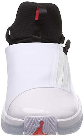 Nike Jordan Jumpman Hustle Men's Basketball Shoe - White