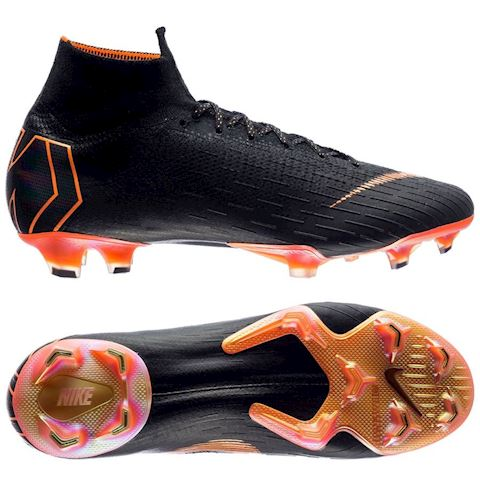 328c17abe Nike Mercurial Superfly 360 Elite Firm-Ground Football Boot - Black Image