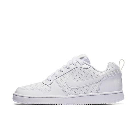 Nike Court Borough Low Women's Shoe - White Image