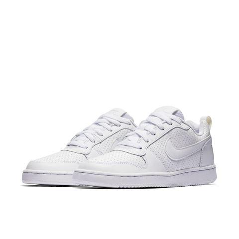 Nike Court Borough Low Women's Shoe - White Image 2