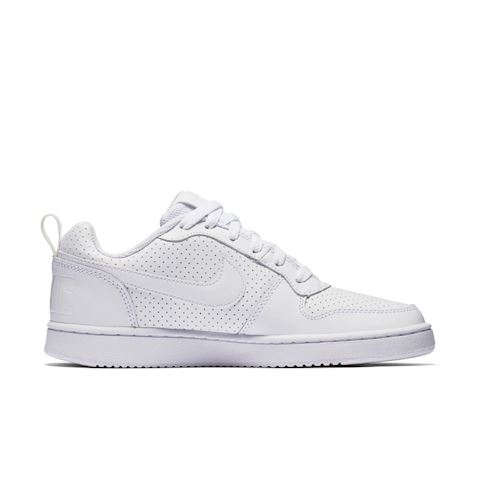 Nike Court Borough Low Women's Shoe - White Image 3
