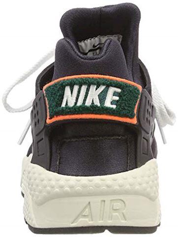 Nike Air Huarache Run Premium Black Image 2