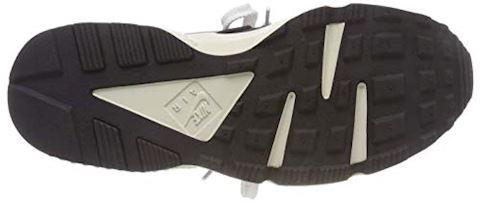 Nike Air Huarache Run Premium Black Image 3