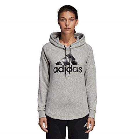 adidas Must Haves Badge of Sport Hoodie Image 3