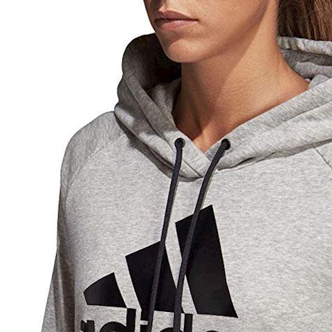 adidas Must Haves Badge of Sport Hoodie Image 6