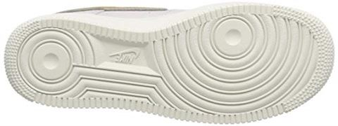 Nike Air Force 1' 07 Metallic Women's Shoe - Grey Image 3