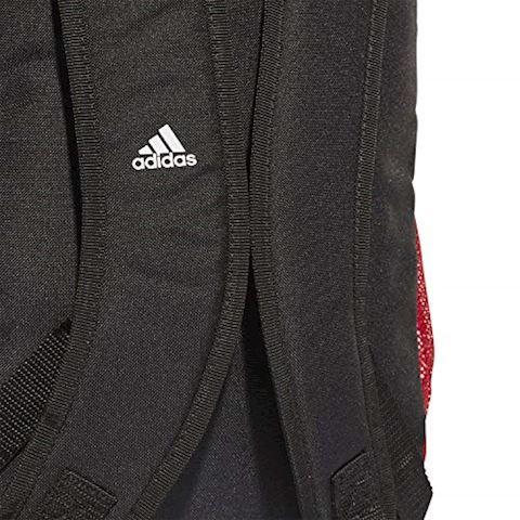 adidas Backpack Tiro - Power Red/White Image 5