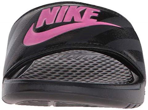 Women's Nike Benassi JDI Black Image 4