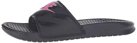 Women's Nike Benassi JDI Black Image 5