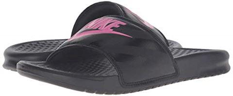Women's Nike Benassi JDI Black Image 6