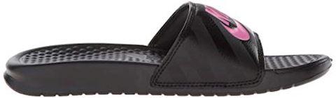 Women's Nike Benassi JDI Black Image 7