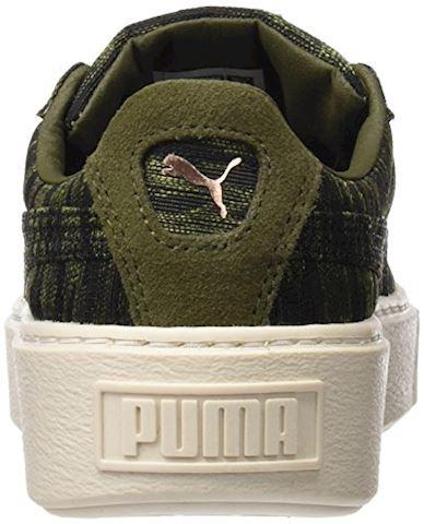 Puma Basket Platform Velvet Rope Women's Trainers
