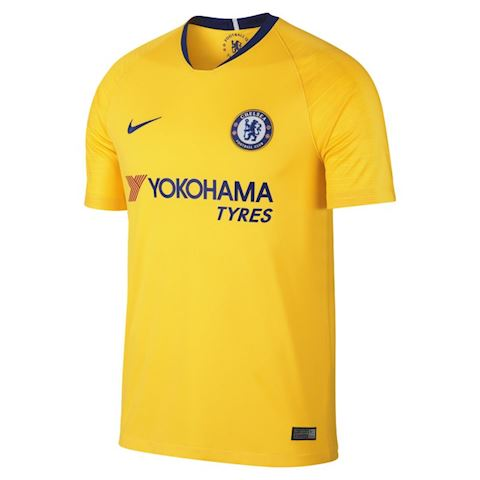 Nike Chelsea Mens SS Away Shirt 2018/19 Image
