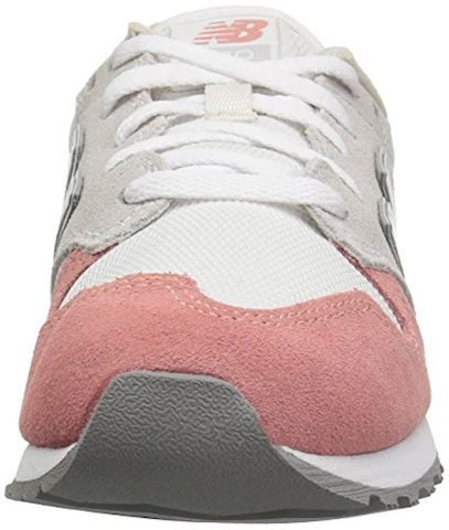 New Balance  WL520  women's Shoes (Trainers) in White Image 12