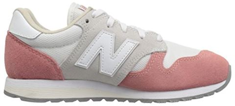 New Balance  WL520  women's Shoes (Trainers) in White Image 14
