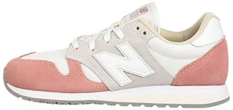 New Balance  WL520  women's Shoes (Trainers) in White Image 5
