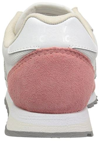 New Balance  WL520  women's Shoes (Trainers) in White Image 10