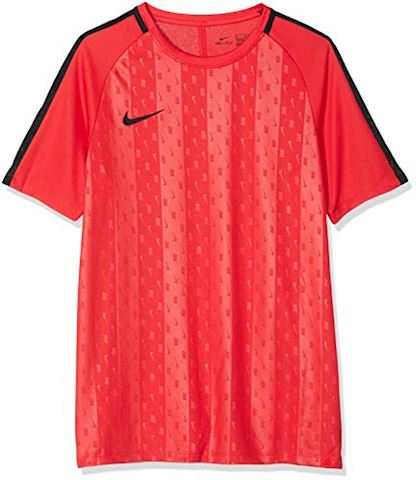 Nike Dri-FIT Academy Older Kids'(Boys') Short-Sleeve Football Top - Red Image
