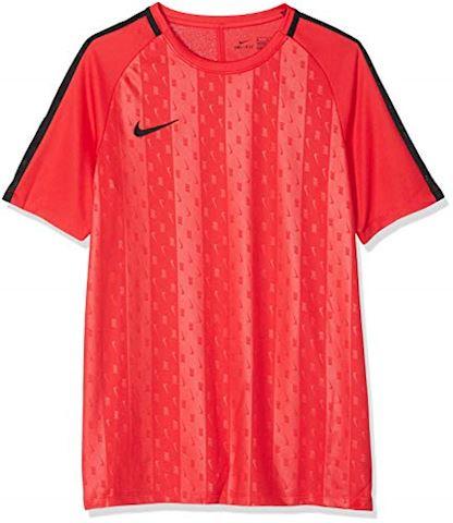 Nike Dri-FIT Academy Older Kids'(Boys') Short-Sleeve Football Top - Red Image