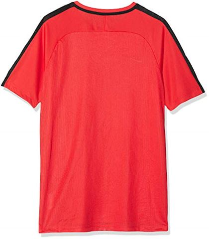 Nike Dri-FIT Academy Older Kids'(Boys') Short-Sleeve Football Top - Red Image 2