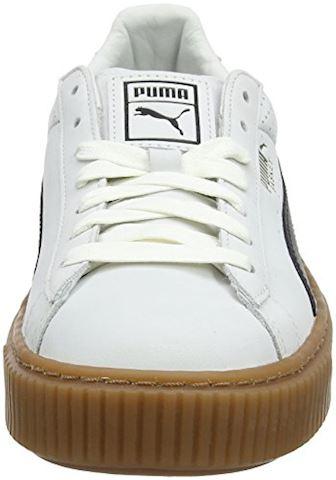Puma Basket Platform Women's Trainers Image 11