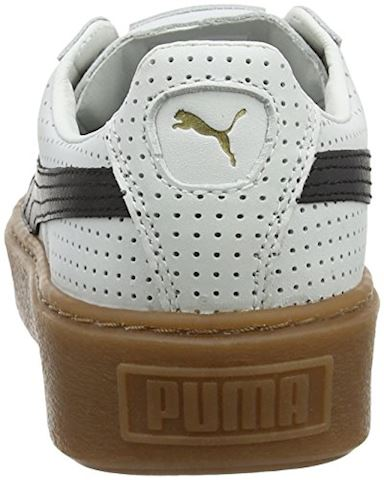 Puma Basket Platform Women's Trainers Image 9