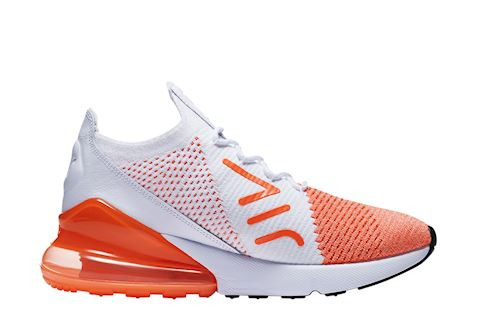 Nike Air Max 270 Flyknit Women's Shoe - Red