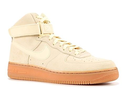 Nike Air Force 1 High'07 LV8 Suede Men's Shoe - Cream Image