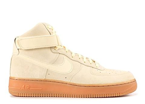 Nike Air Force 1 High'07 LV8 Suede Men's Shoe - Cream Image 2