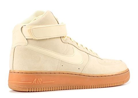 Nike Air Force 1 High'07 LV8 Suede Men's Shoe - Cream Image 3