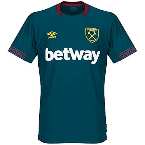 Umbro West Ham United Mens SS Away Shirt 2018/19 Image