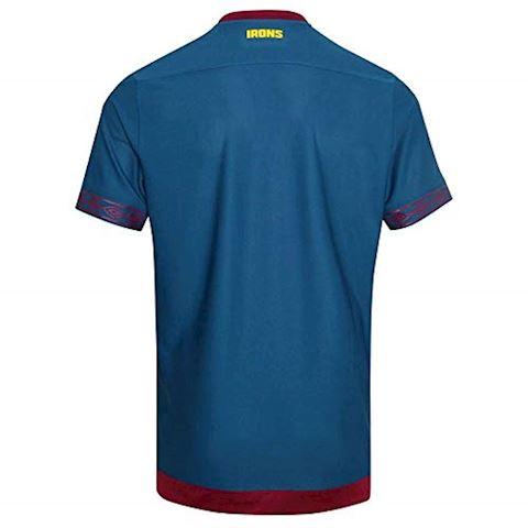 Umbro West Ham United Mens SS Away Shirt 2018/19 Image 4