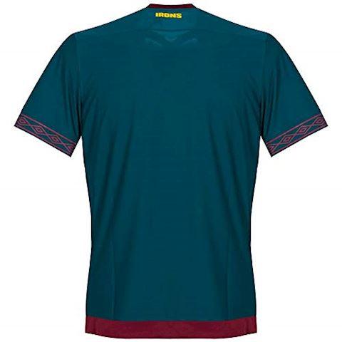 05982fb4f49 Umbro West Ham United Mens SS Away Shirt 2018 19 Image 2