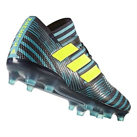adidas Nemeziz 17.1 FG/AG Ocean Storm - Legend Ink/Solar Yellow/Energy Blue Image 2